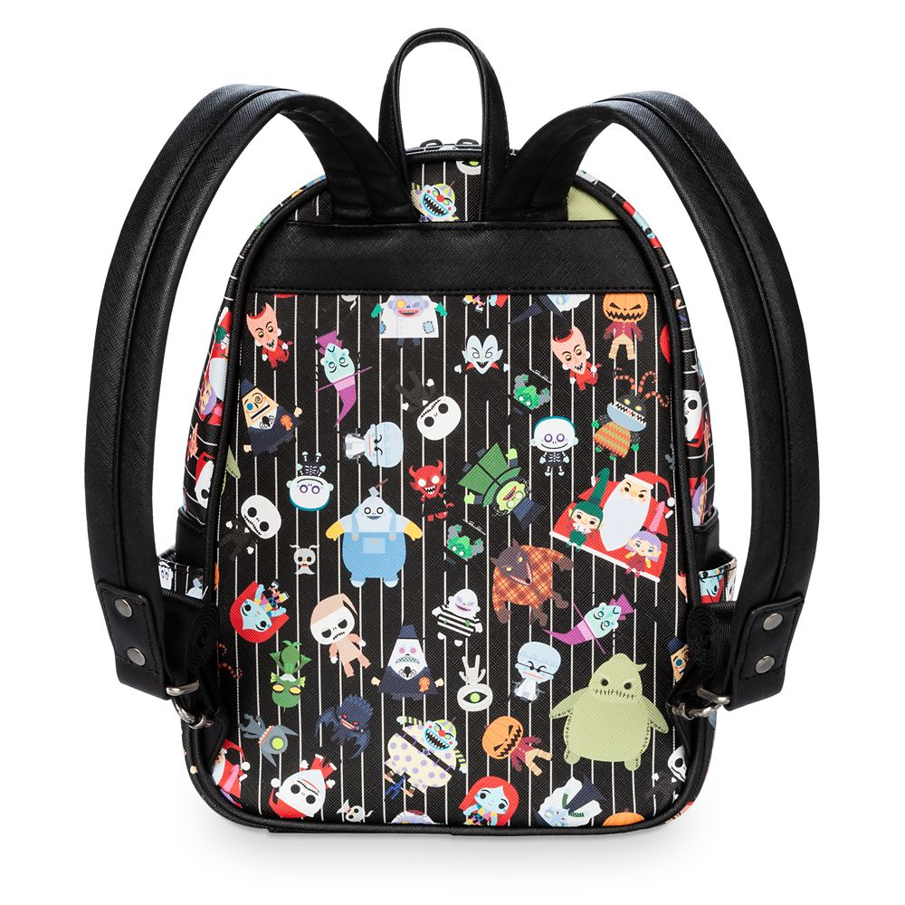 The Nightmare Before Christmas Mini Backpack by Loungefly