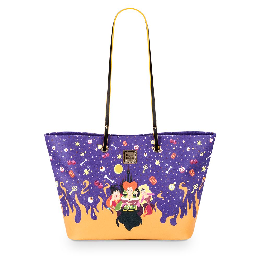 Hocus Pocus Tote by Dooney & Bourke Official shopDisney