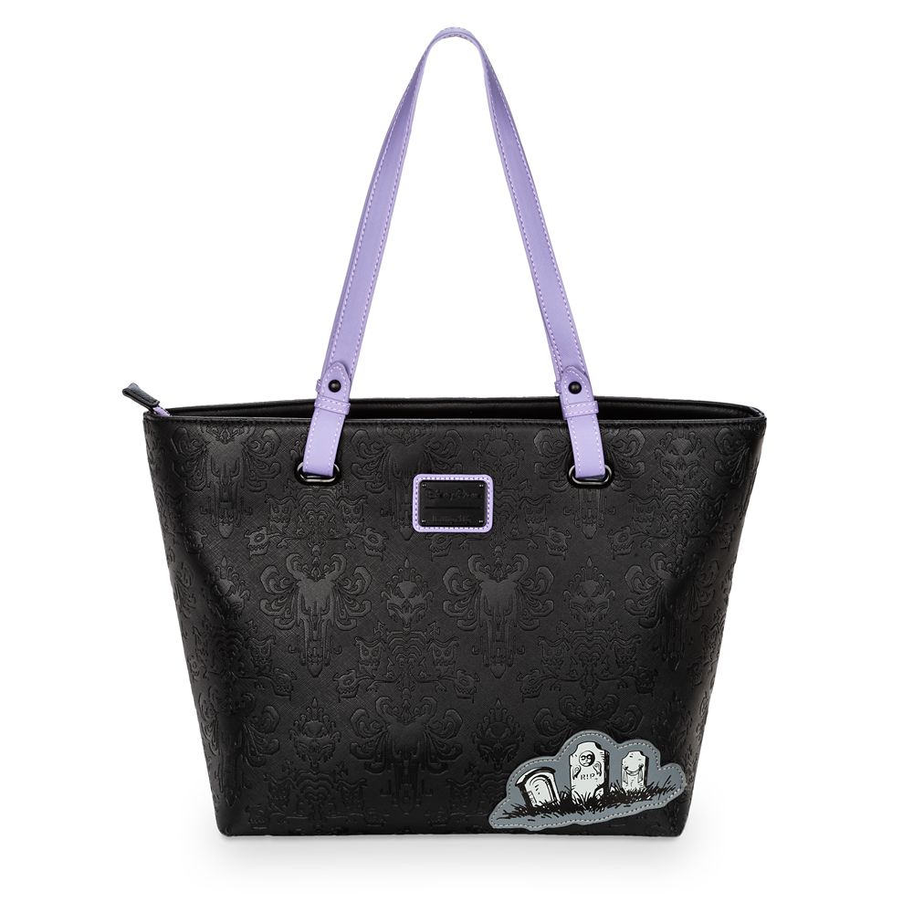 The Haunted Mansion Tote by Loungefly