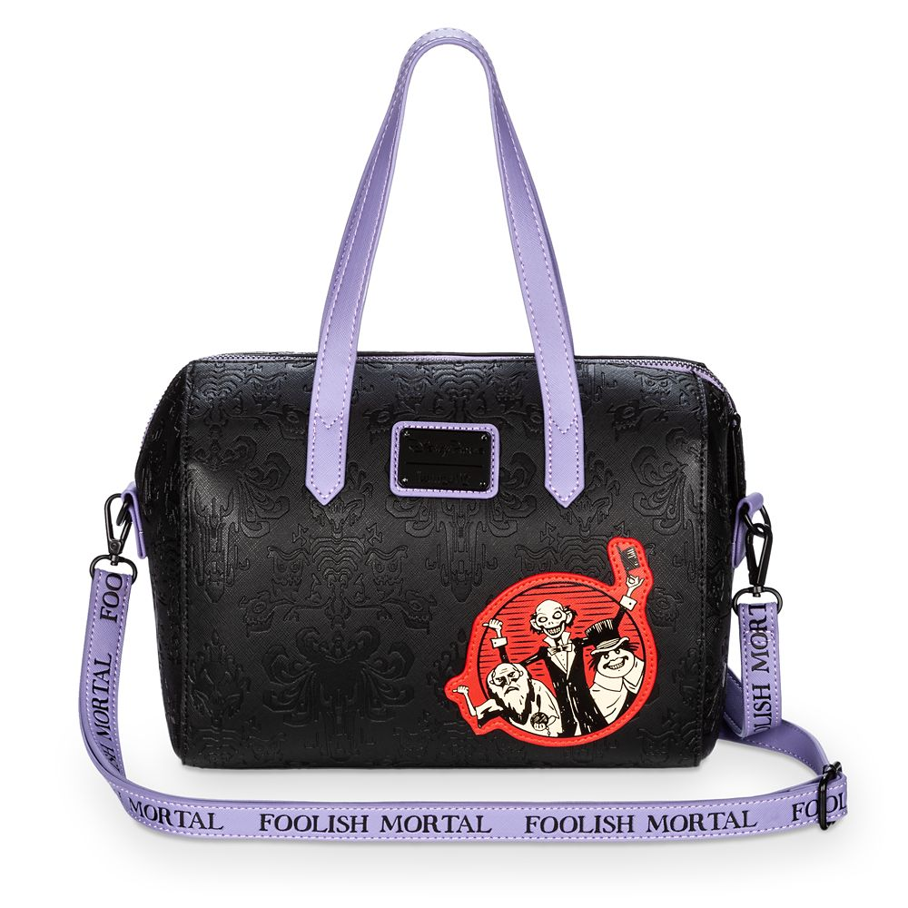 The Haunted Mansion Satchel by Loungefly