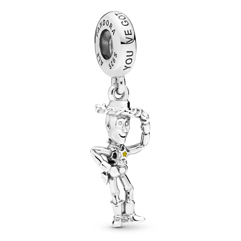 Woody Charm by Pandora Jewelry
