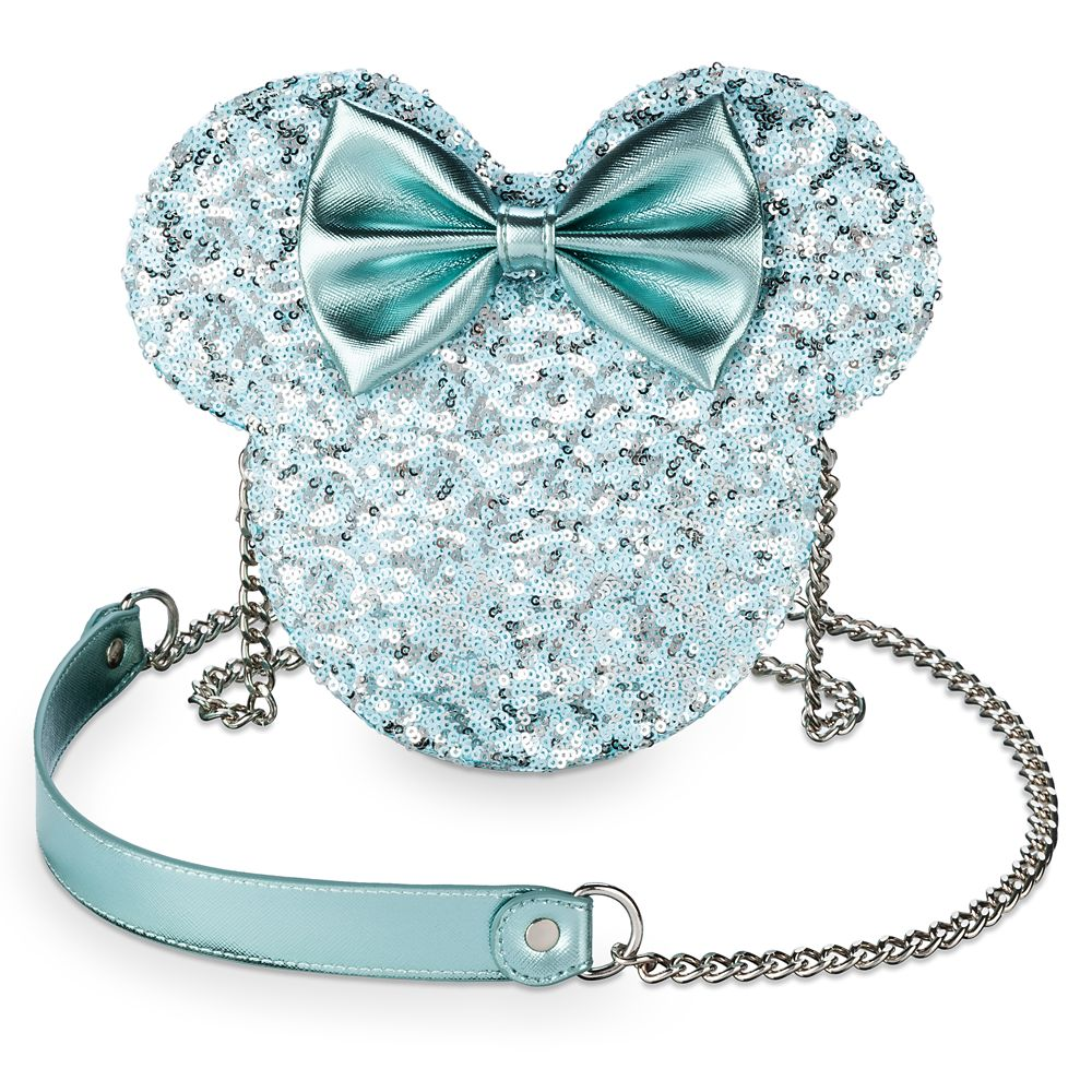 Minnie Mouse Icon Crossbody Bag by Loungefly – Arendelle Aqua