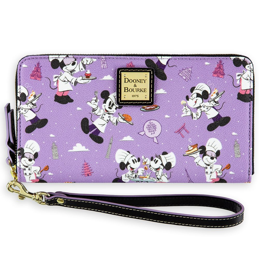 Epcot International Food & Wine Festival 2019 Wallet by Dooney & Bourke Official shopDisney