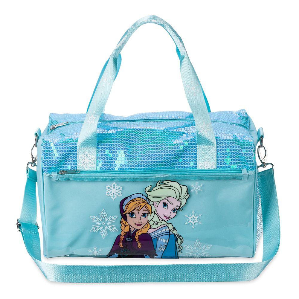 Anna and Elsa Dance Bag