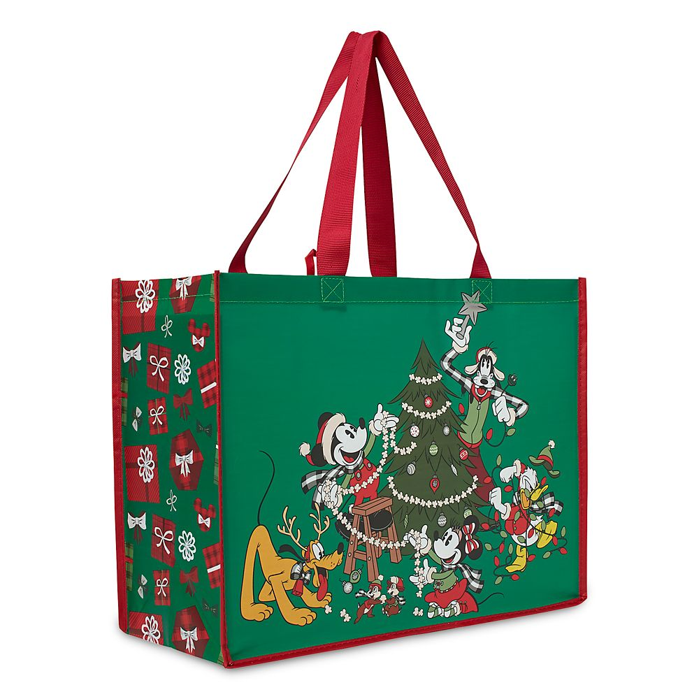 Mickey Mouse and Friends Reusable Tote – Holiday 2019