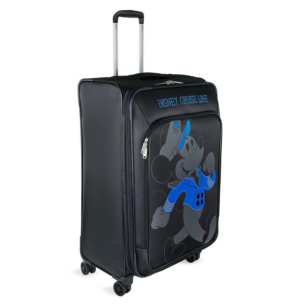 Mickey Mouse Timeless Rolling Luggage - 29'' - Disney Cruise Line