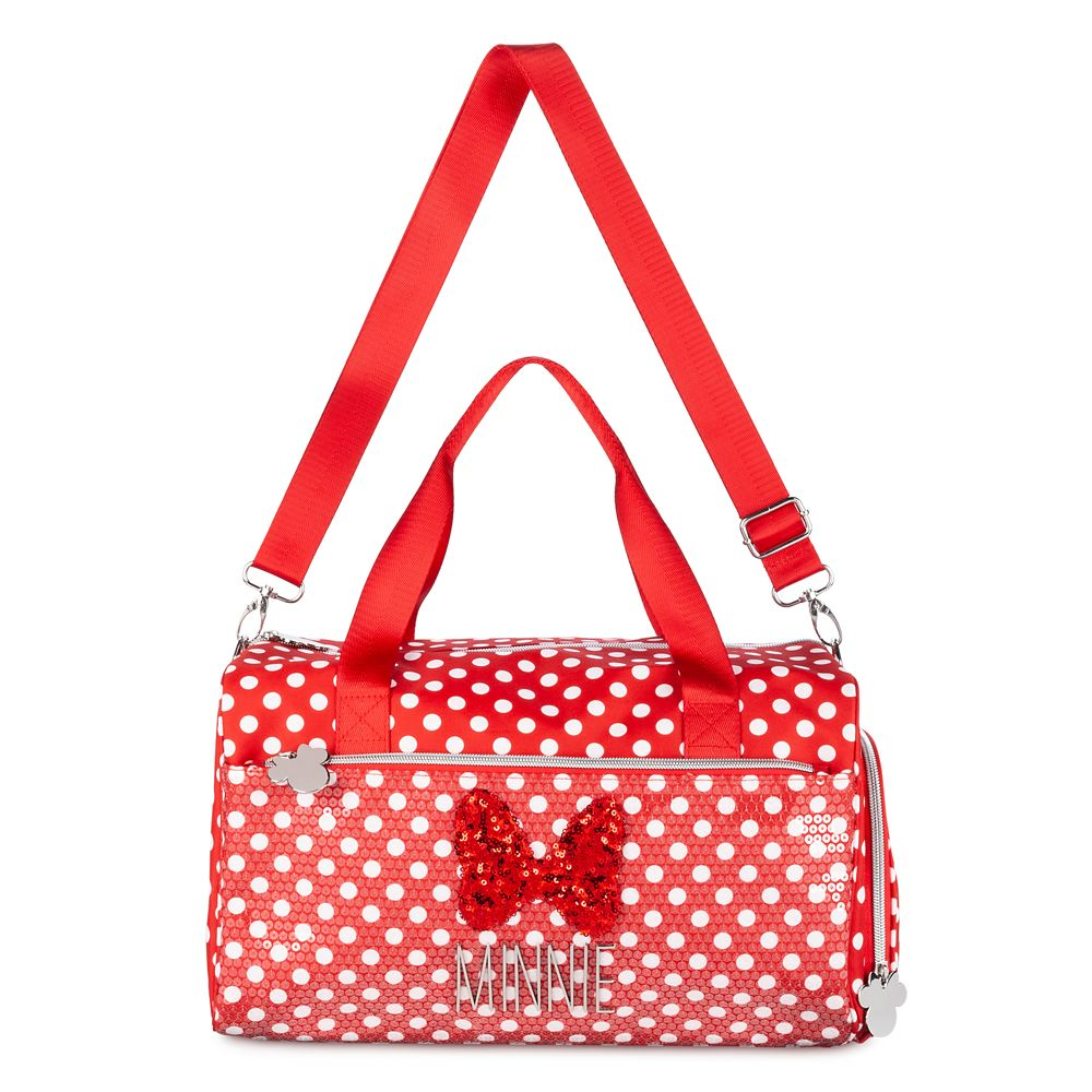 Minnie Mouse Polka Dot Ballet Bag