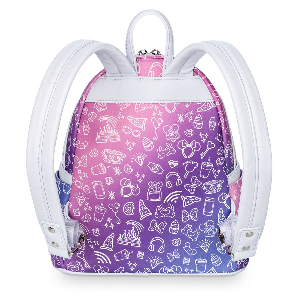 Disney Parks Icons Mini Backpack by Loungefly