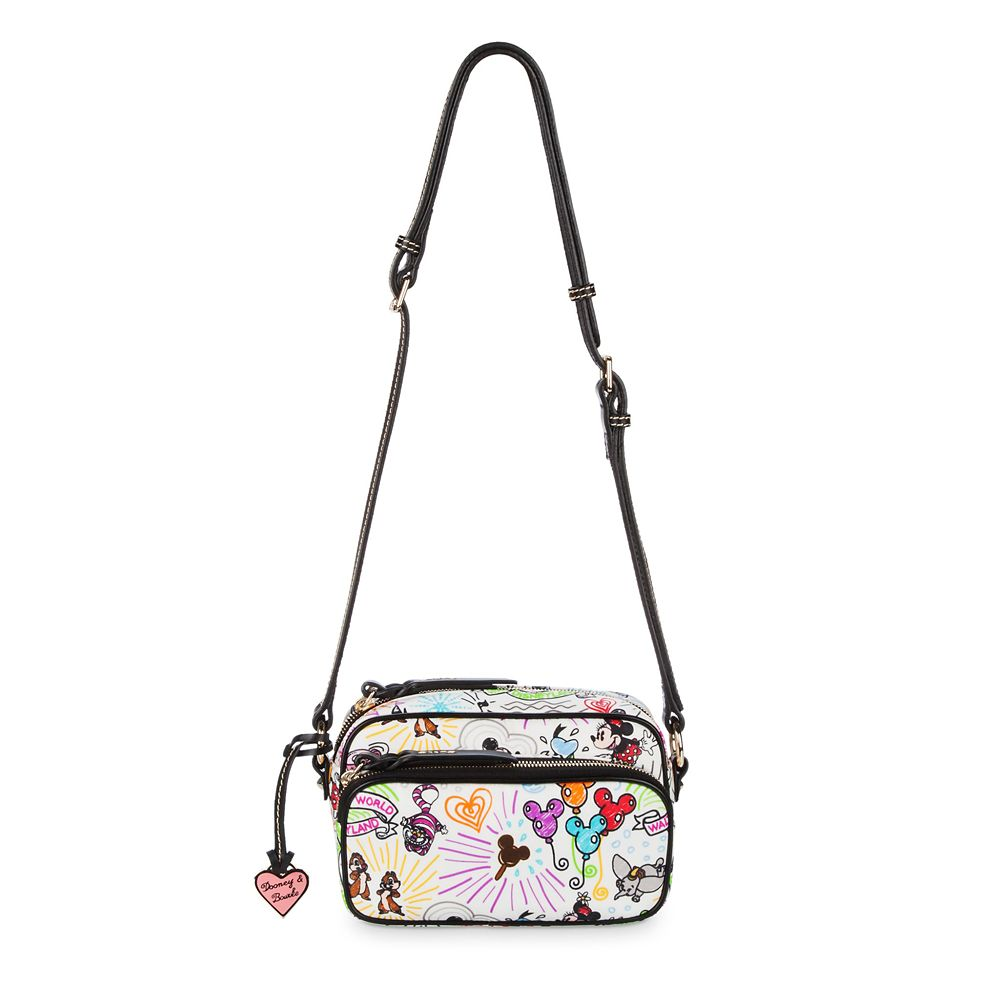 Disney Sketch Hip Pack by Dooney & Bourke
