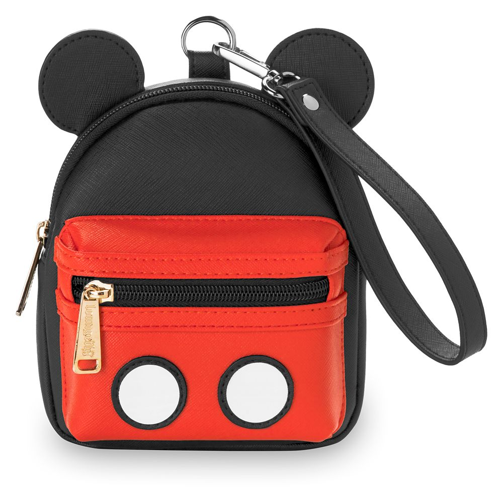 Mickey Mouse Wristlet Pack by Loungefly Official shopDisney