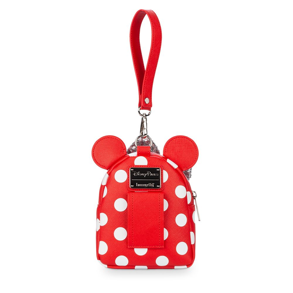 Minnie Mouse Wristlet Pack by Loungefly