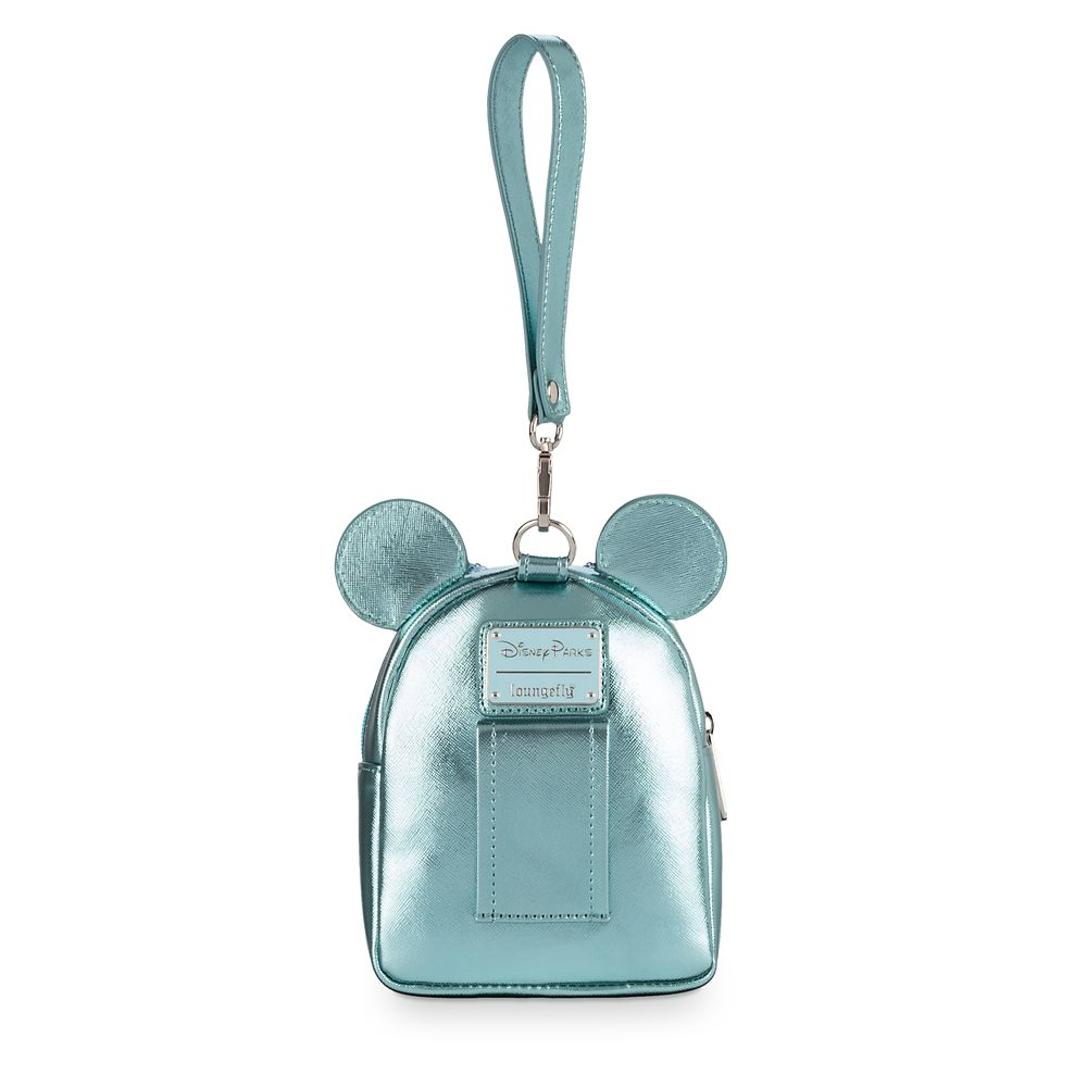 Minnie Mouse Sequin Backpack Wristlet by Loungefly – Arendelle Aqua