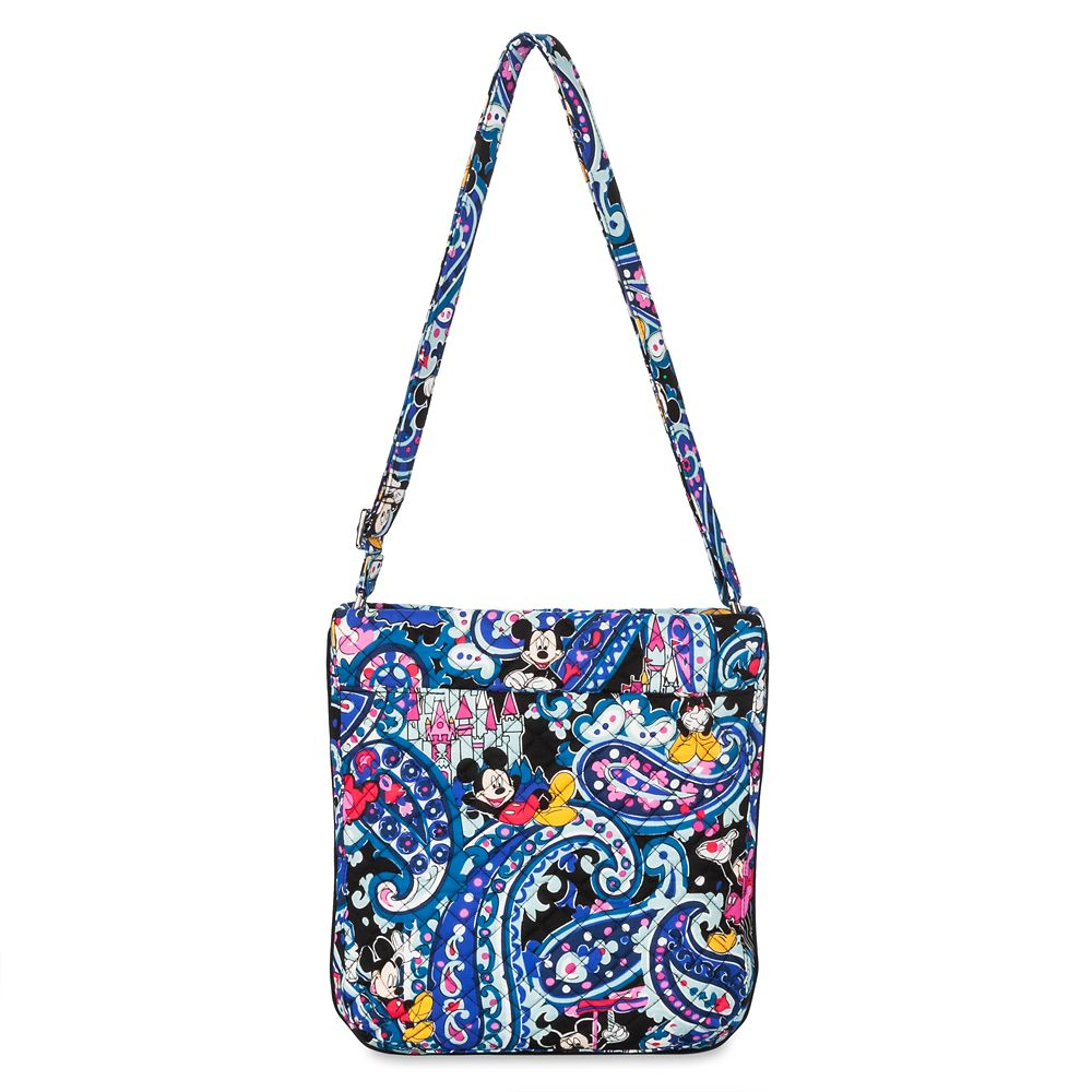 Mickey Mouse Whimsical Paisley Hipster Bag by Vera Bradley