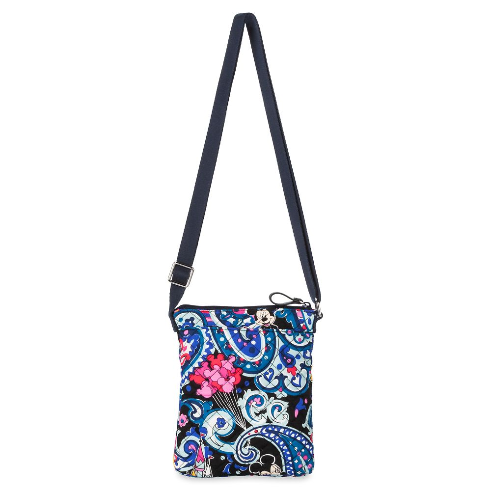 Mickey Mouse Whimsical Paisley Mini Hipster Bag by Vera Bradley