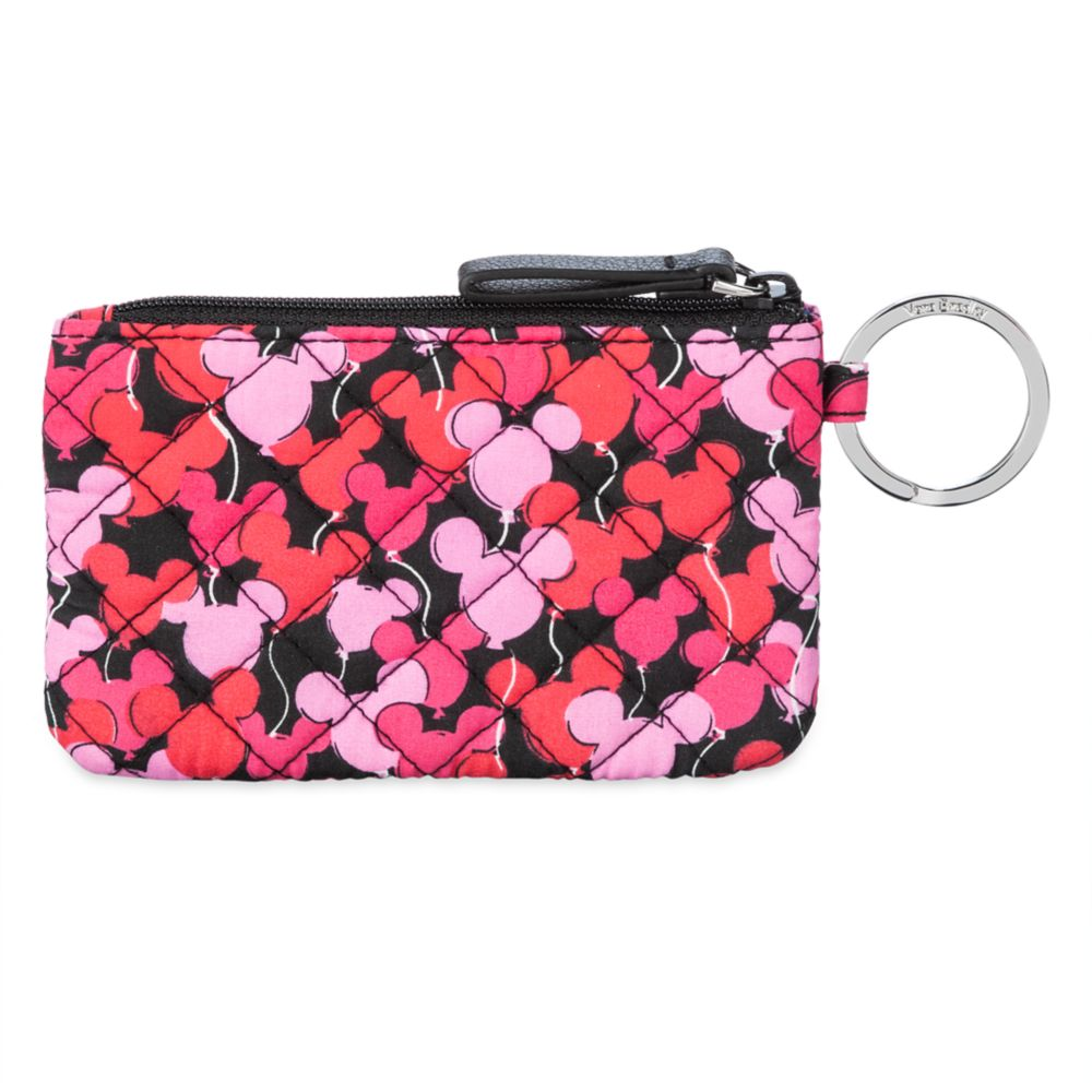 Mickey Mouse Whimsical Paisley ID Case by Vera Bradley