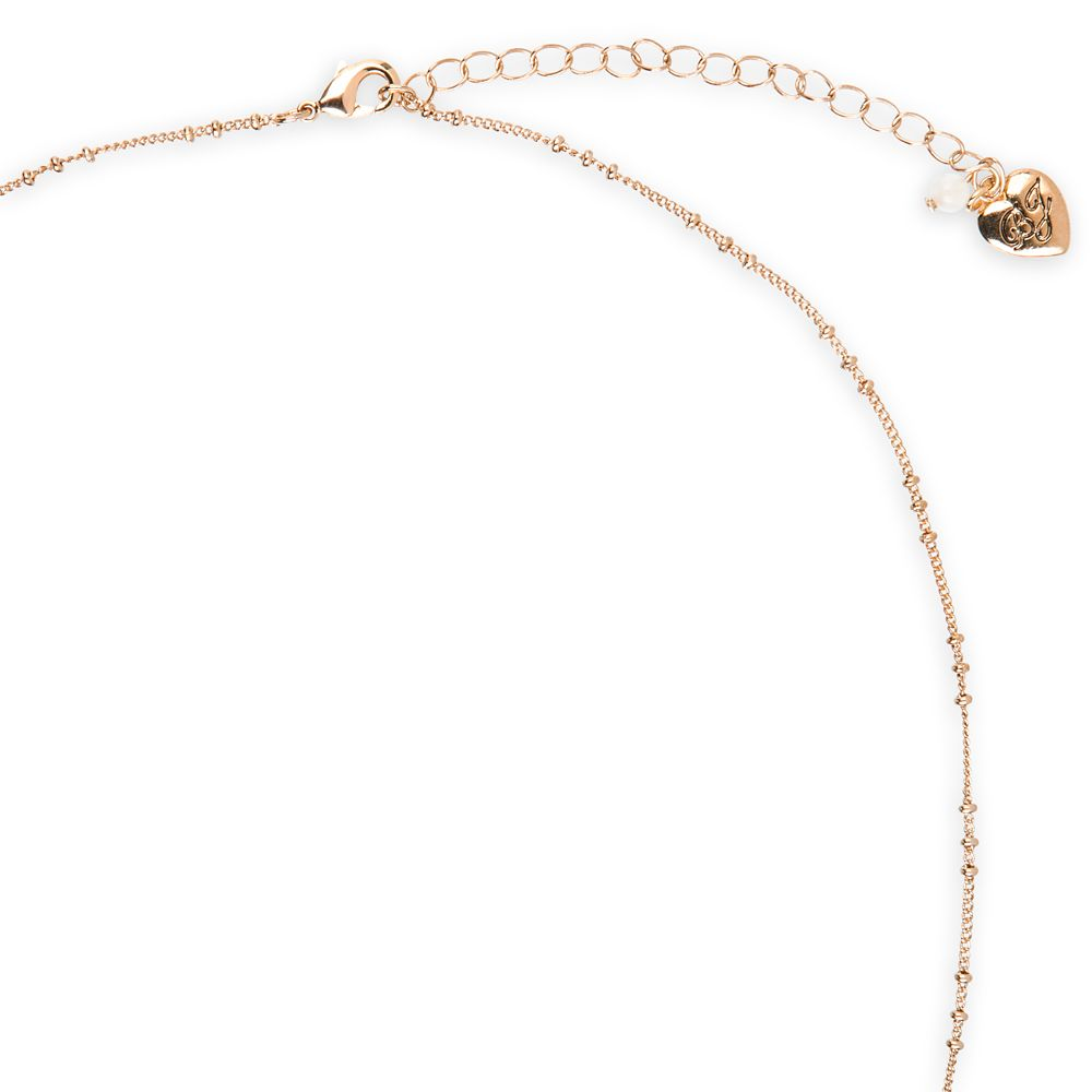 Minnie Mouse Cluster Necklace by Betsey Johnson