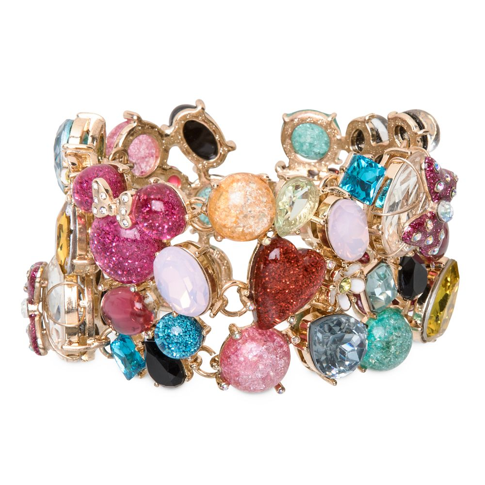 Minnie Mouse Cuff by Betsey Johnson