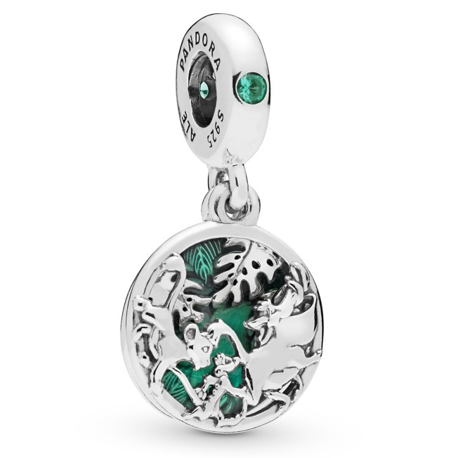 Timon and Pumbaa Charm by Pandora Jewelry – The Lion King
