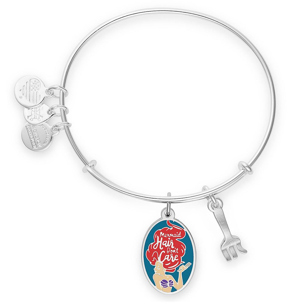 Ariel and Dinglehopper Bangle by Alex and Ani Official shopDisney