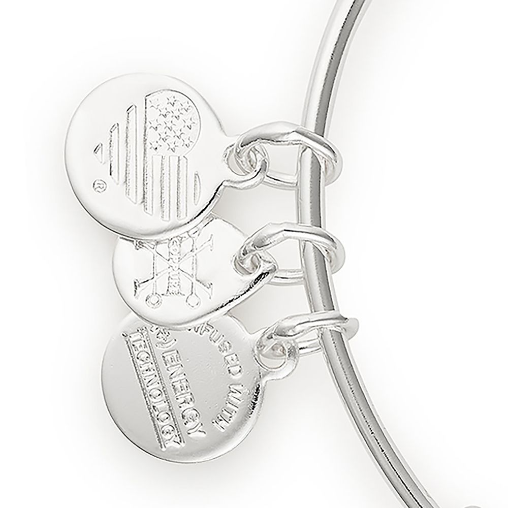 Ariel and Dinglehopper Bangle by Alex and Ani