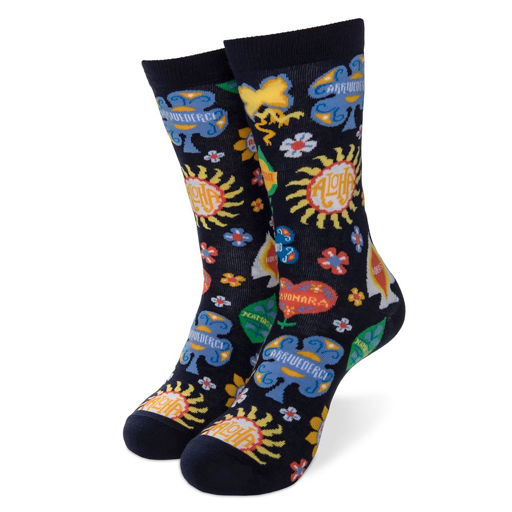 Disney it's a small world Socks for Adults