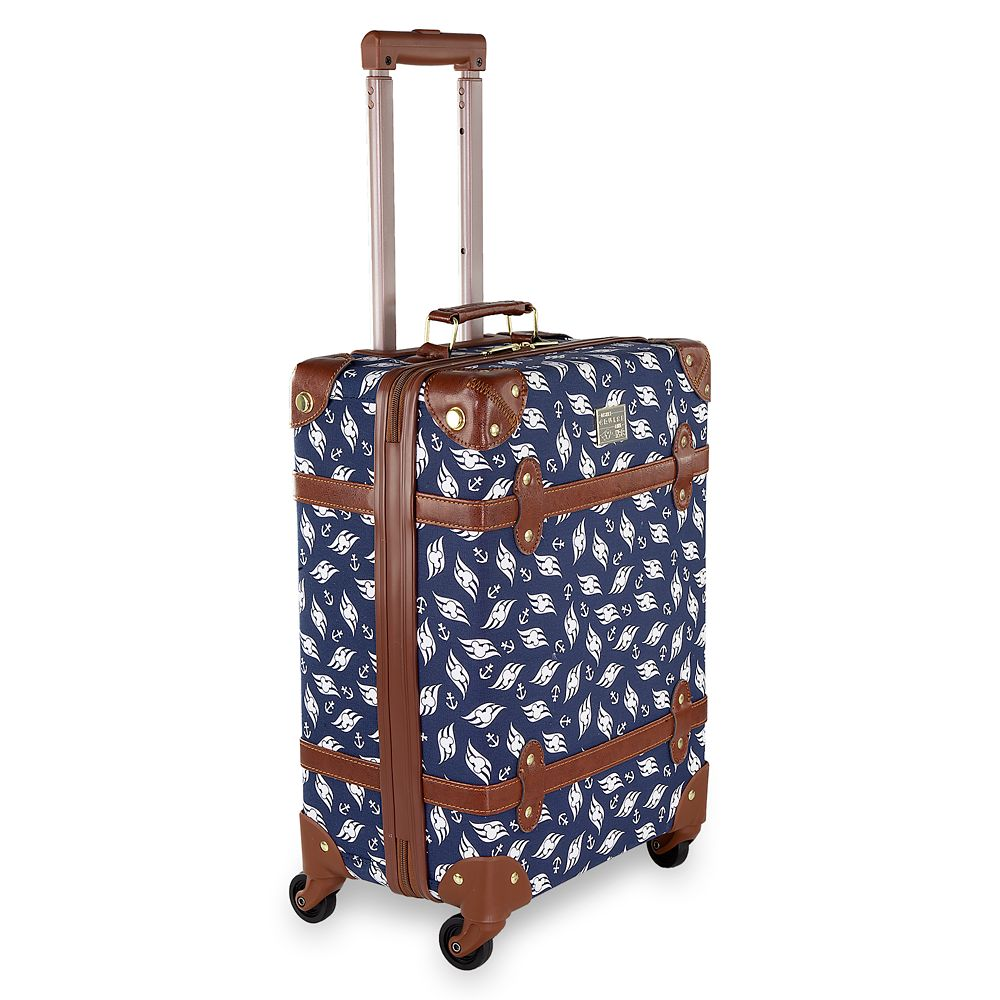Disney Cruise Line Rolling Luggage  20''
