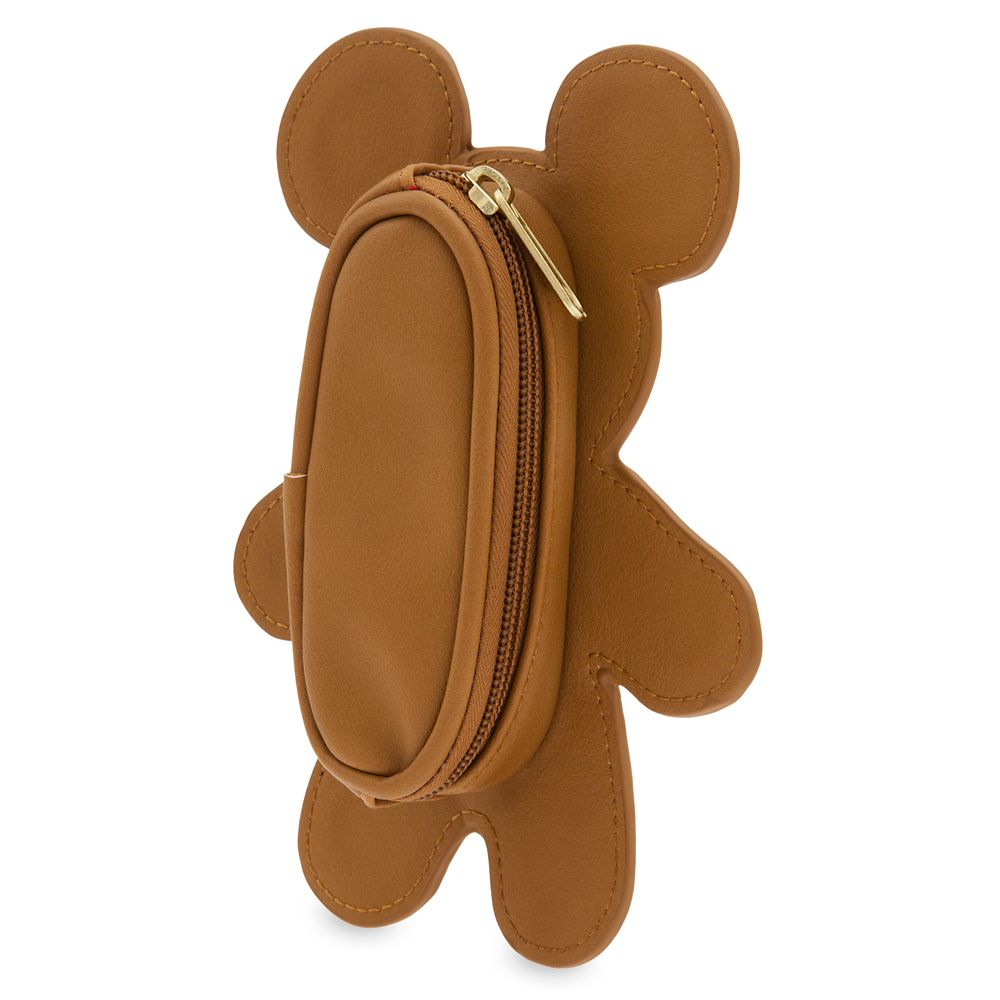Mickey Mouse Gingerbread Cookie Pouch