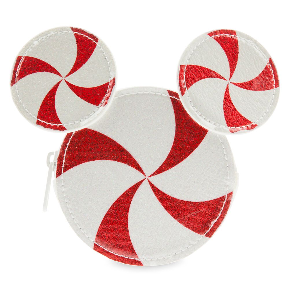 Mickey Mouse Peppermint Candy Pouch