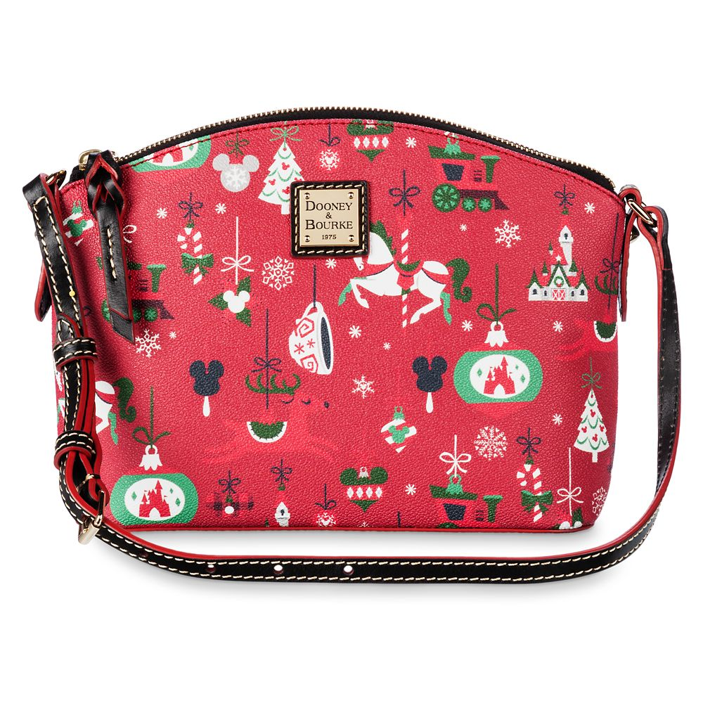 Disney Parks Holiday Crossbody Bag by Dooney & Bourke