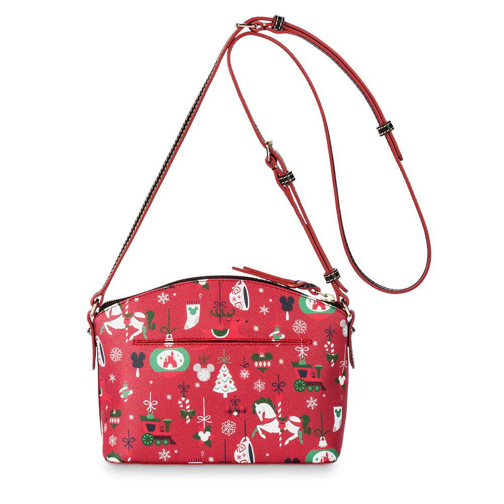 Disney Parks Holiday Crossbody Bag by Dooney & Bourke