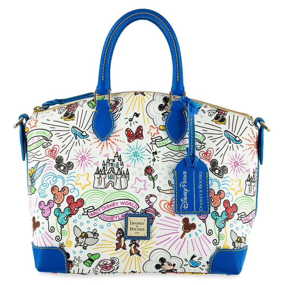 Disney Sketch Satchel by Dooney & Bourke – 10th Anniversary