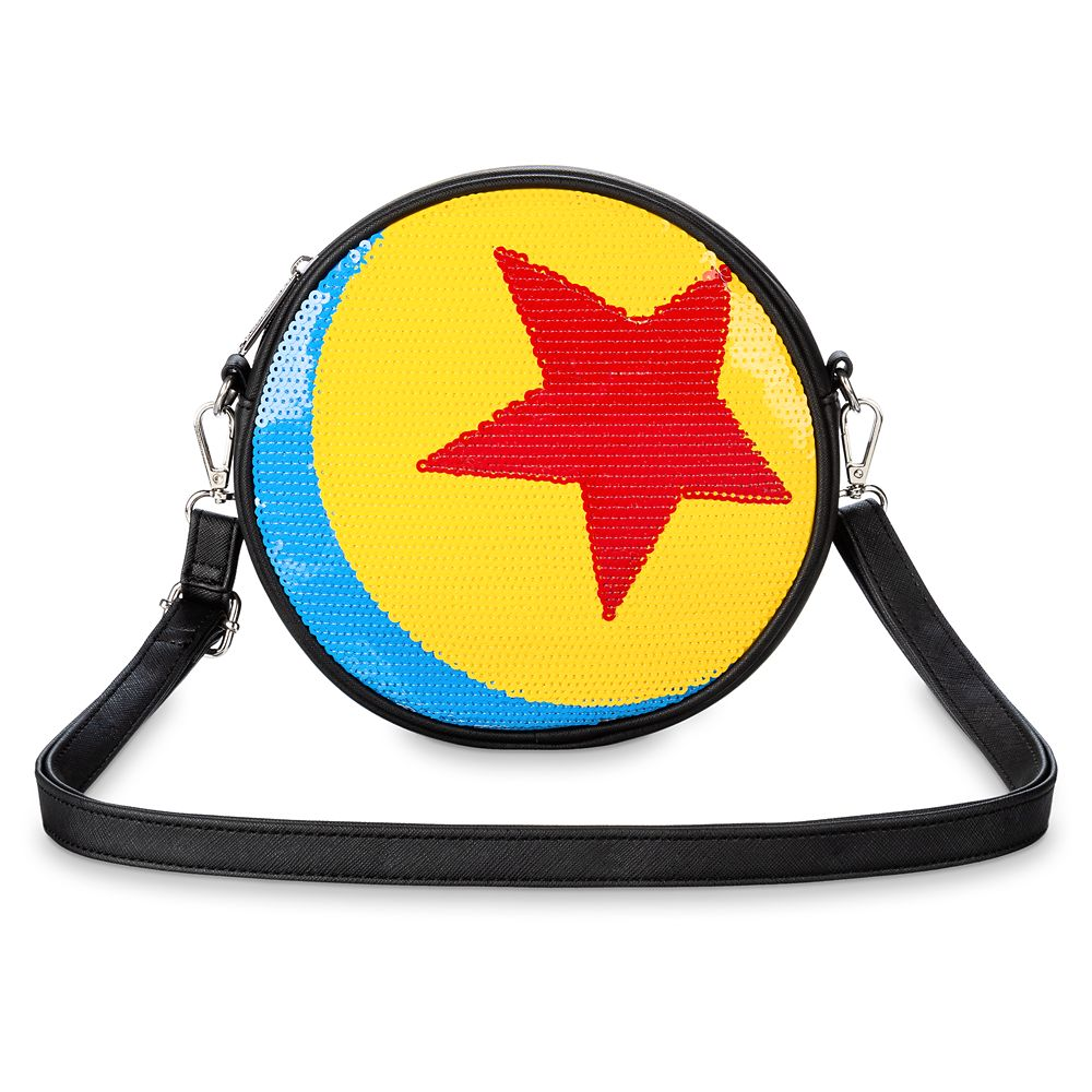 shopdisney.com - Pixar Ball Crossbody Bag by Loungefly Official shopDisney 65.00 USD