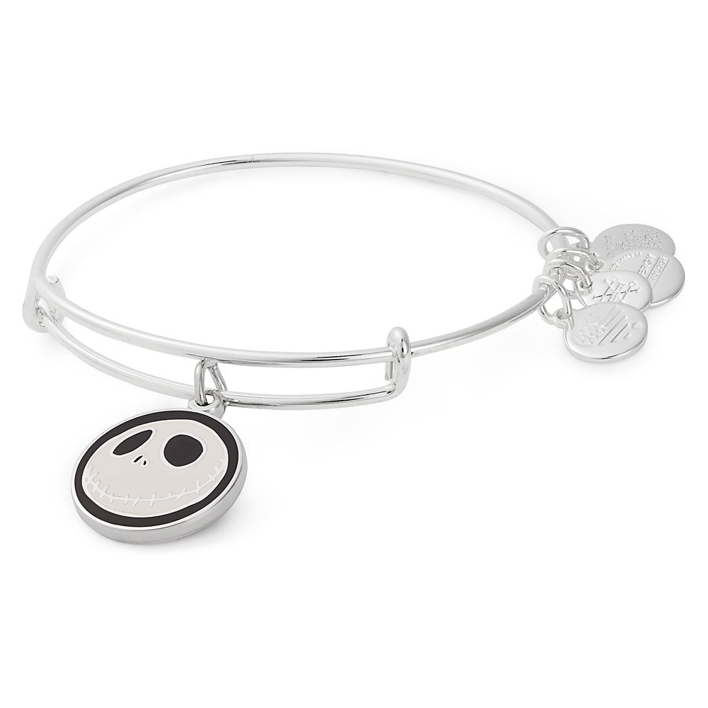 Jack Skellington and Sally Bangle by Alex and Ani