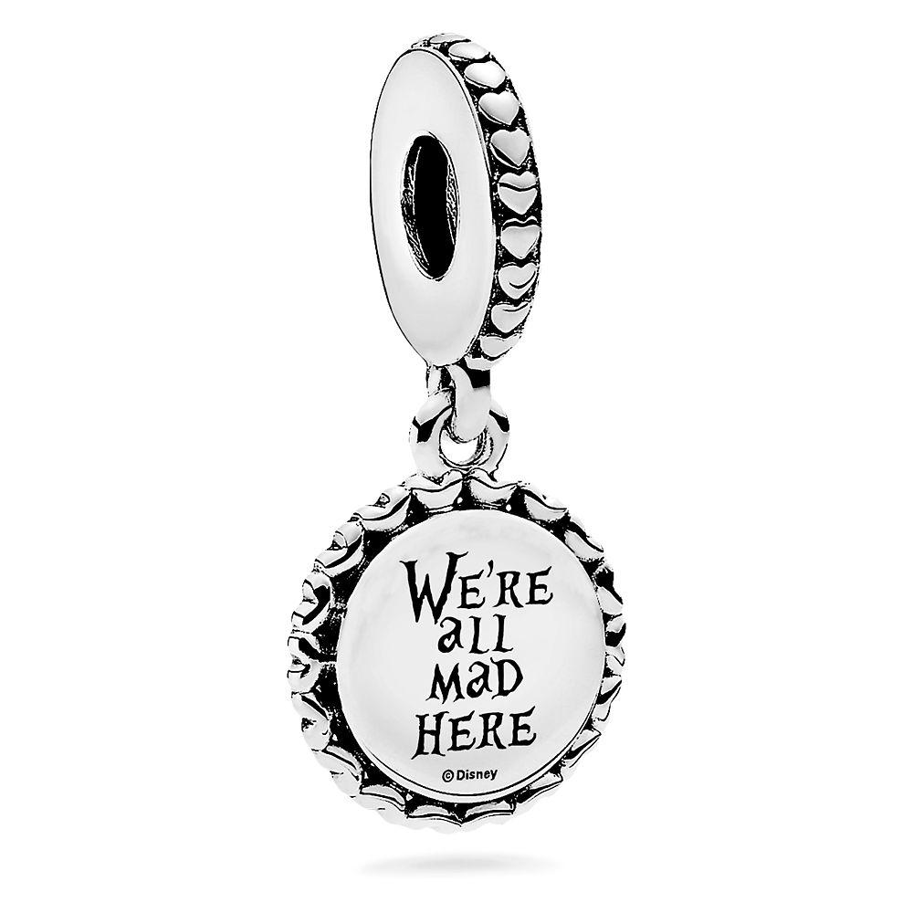 Cheshire Cat Charm by Pandora Jewelry