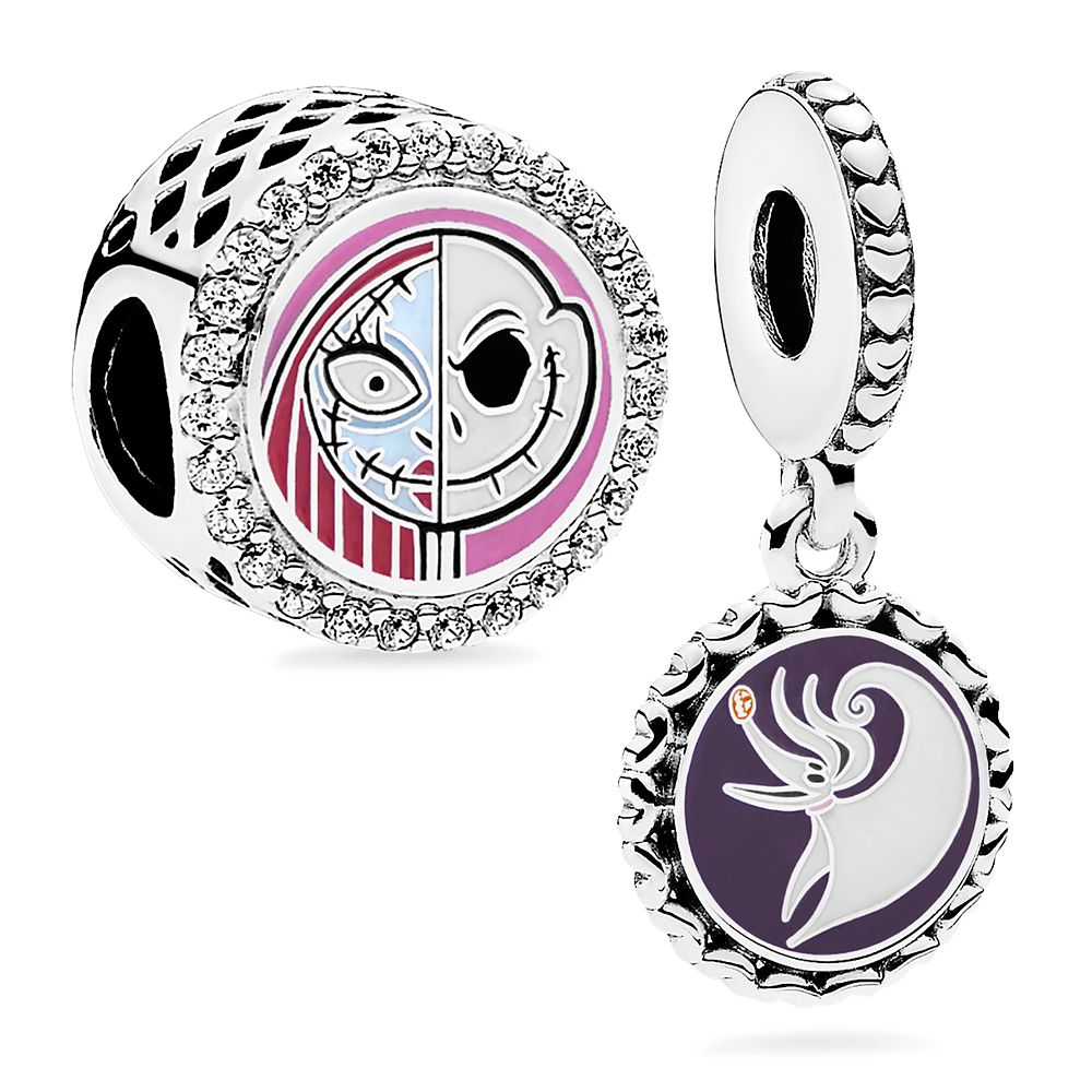 The Nightmare Before Christmas Charm Set by Pandora Jewelry