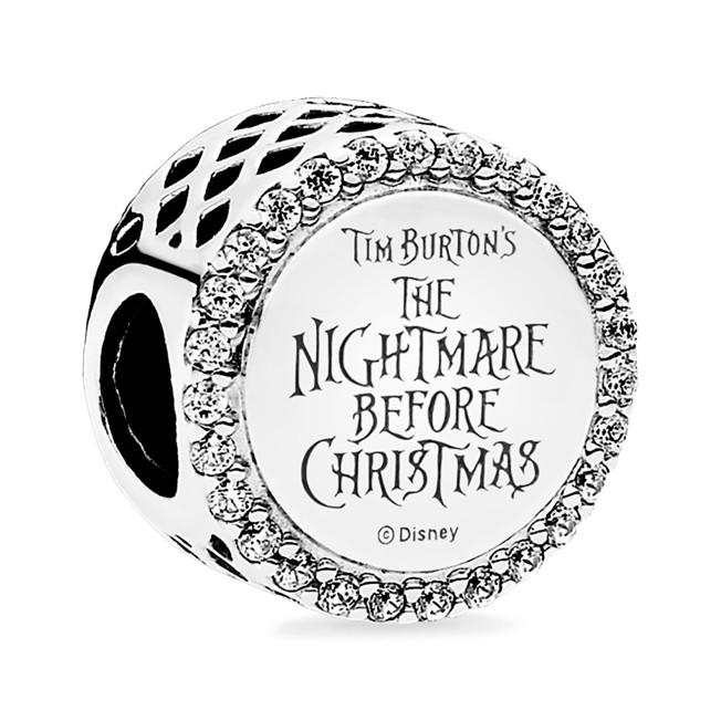 The Nightmare Before Christmas Charm Set by Pandora Jewelry