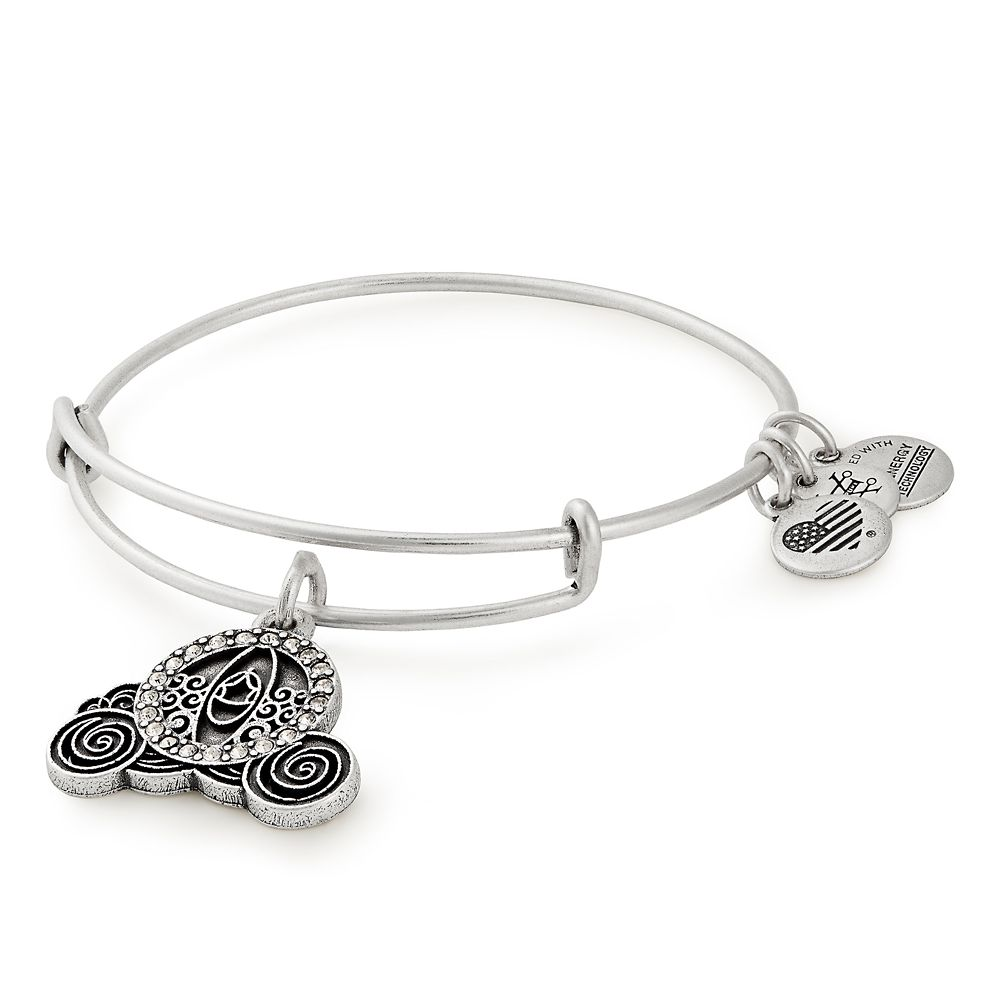 Cinderella Carriage Bangle by Alex and Ani