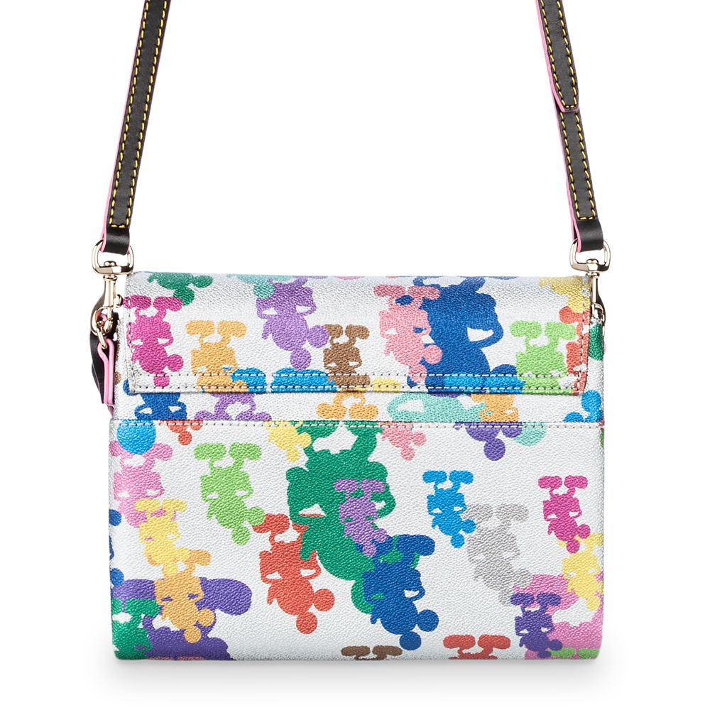 Mickey Mouse Crossbody Bag by Dooney & Bourke – 10th Anniversary
