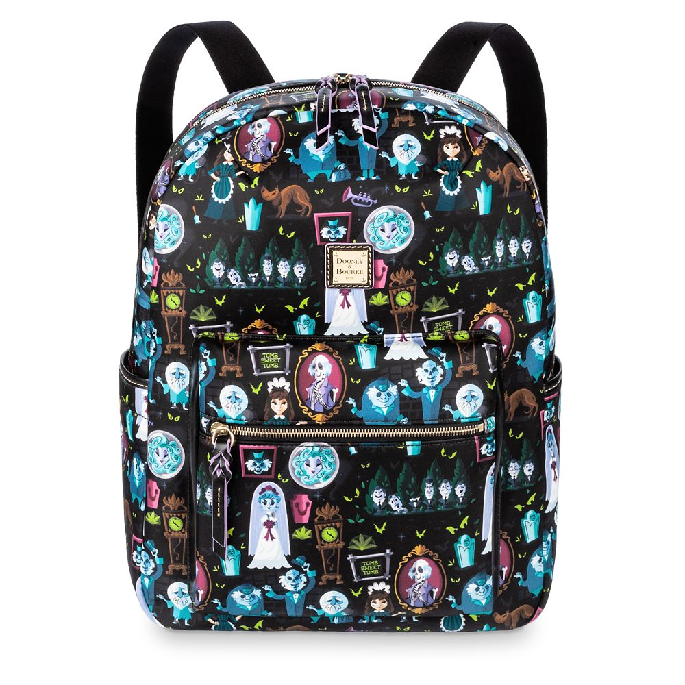 The Haunted Mansion Backpack by Dooney & Bourke