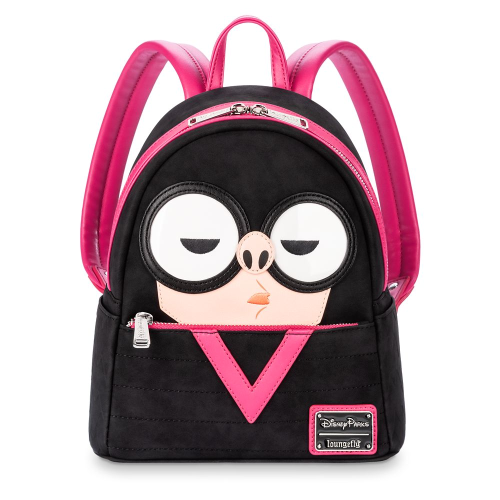 Edna Mode Mini Backpack by Loungefly – The Incredibles