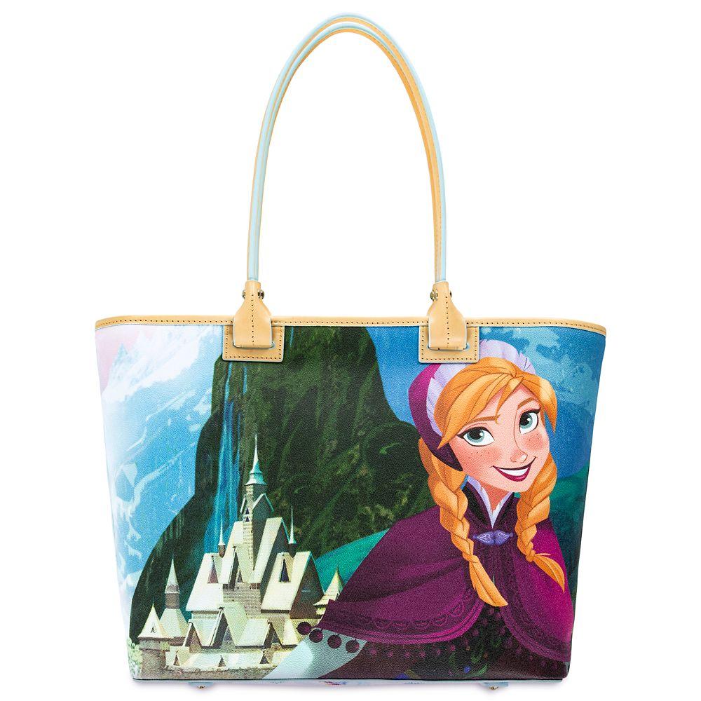 Frozen Tote Bag by Dooney & Bourke