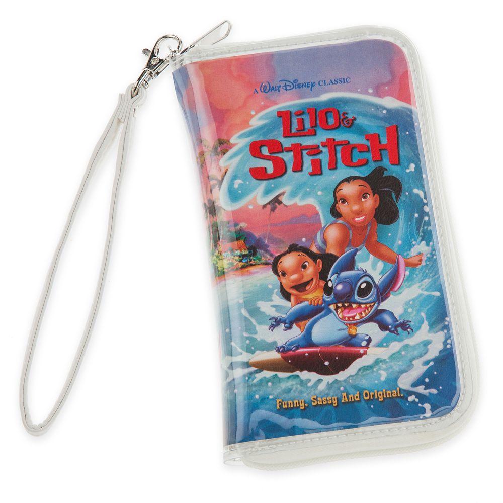 Lilo & Stitch ''VHS Case'' Clutch