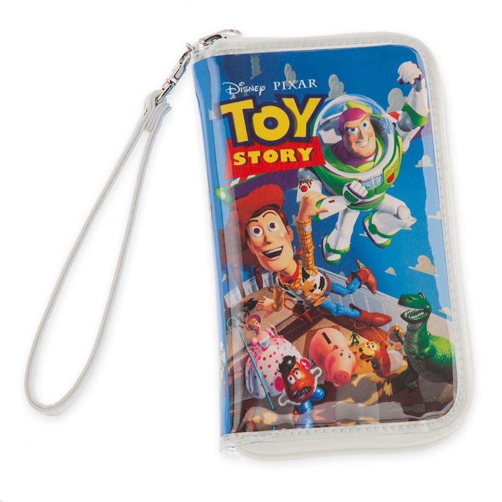 Toy Story ''VHS Case'' Clutch