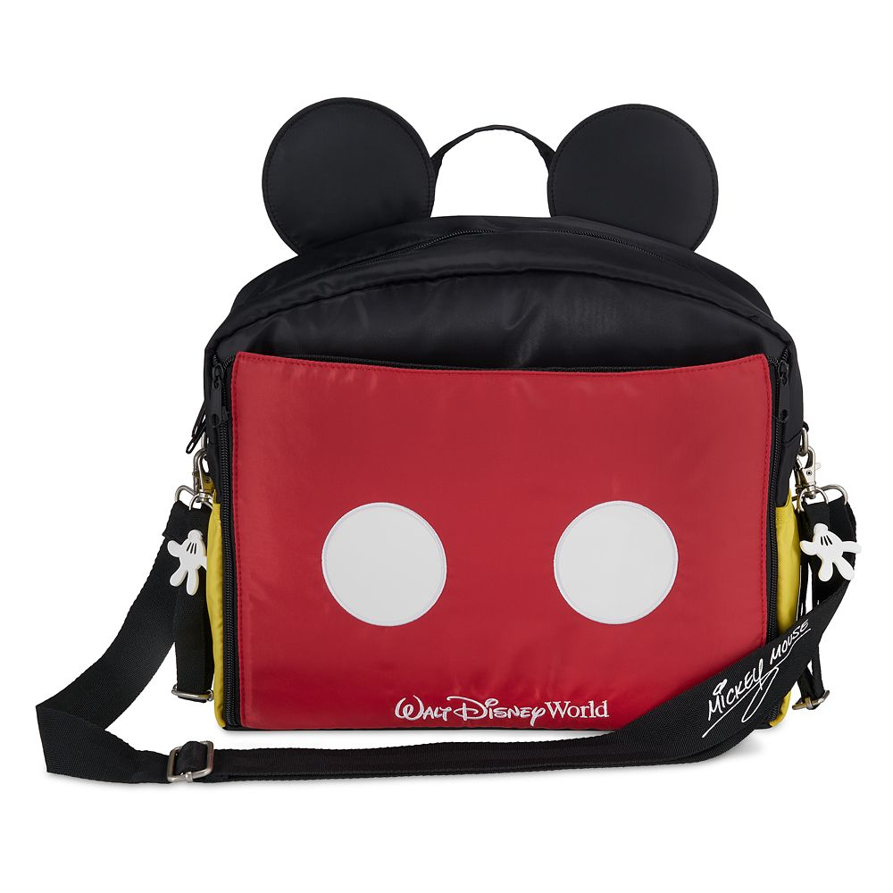 Mickey Mouse Diaper Bag – Walt Disney World