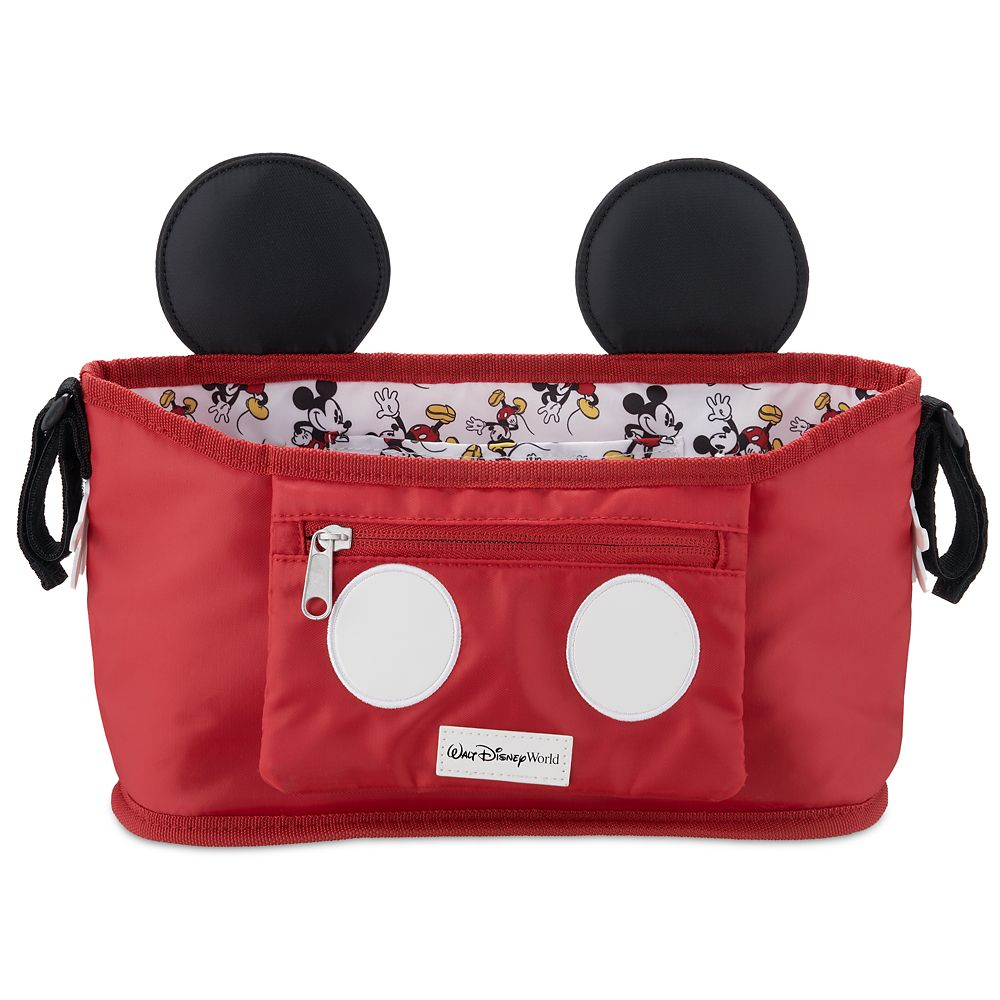 Mickey Mouse Stroller Organizer – Walt Disney World
