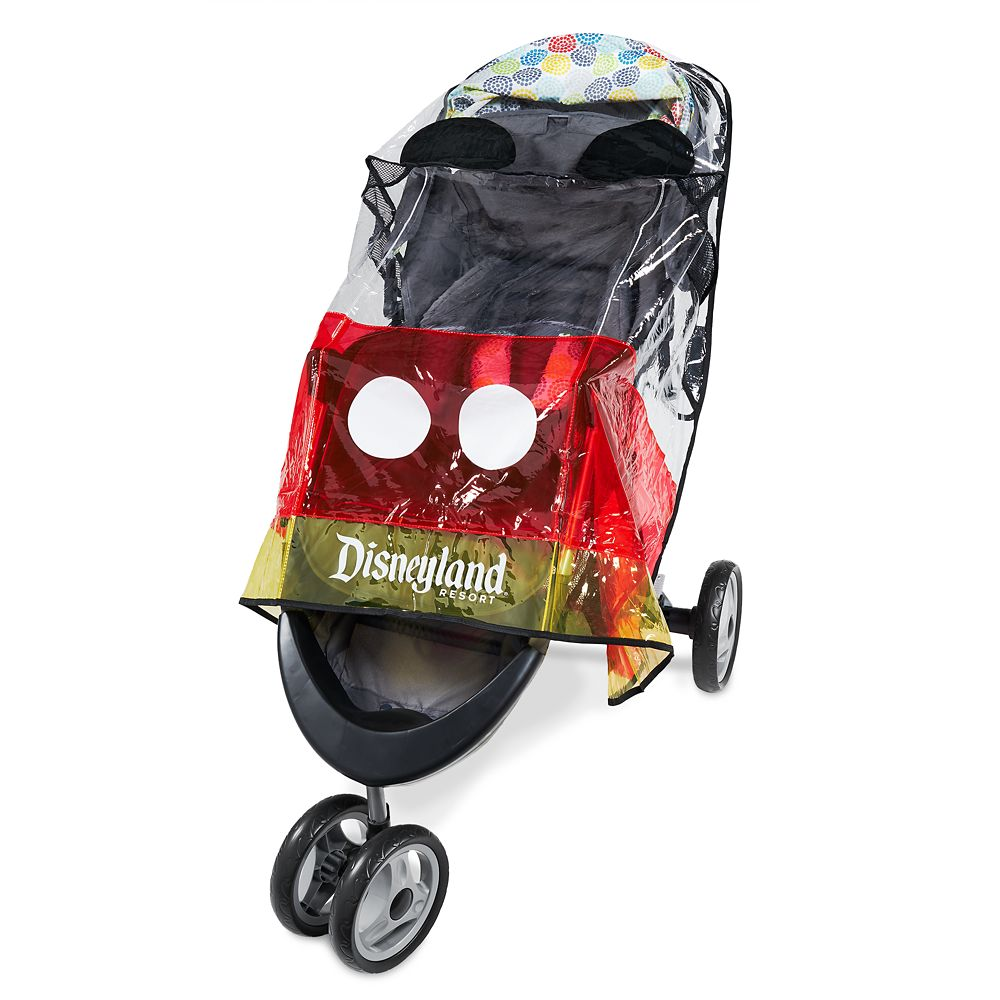 Mickey Mouse Stroller Cover – Disneyland