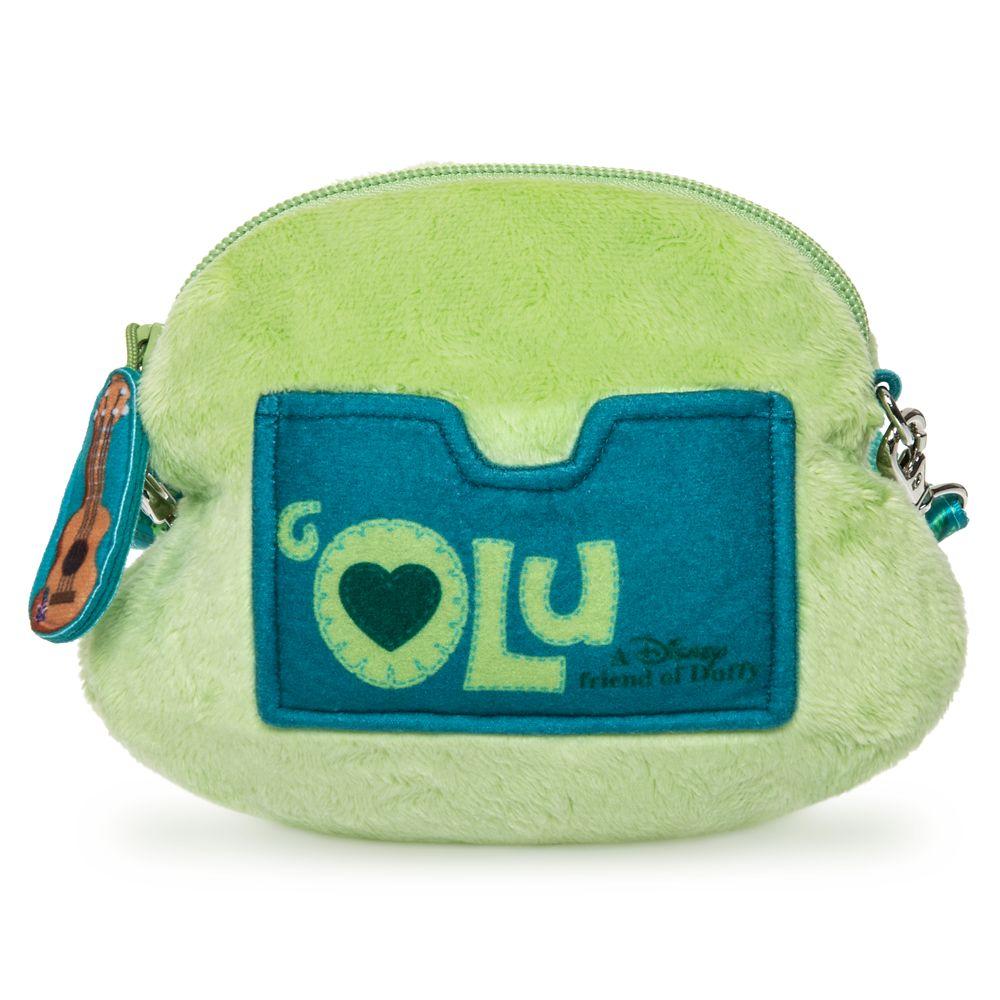Olu Plush Crossbody Bag