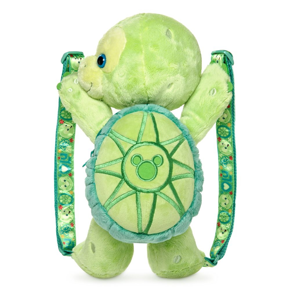 Olu Plush Backpack – Small – 13''