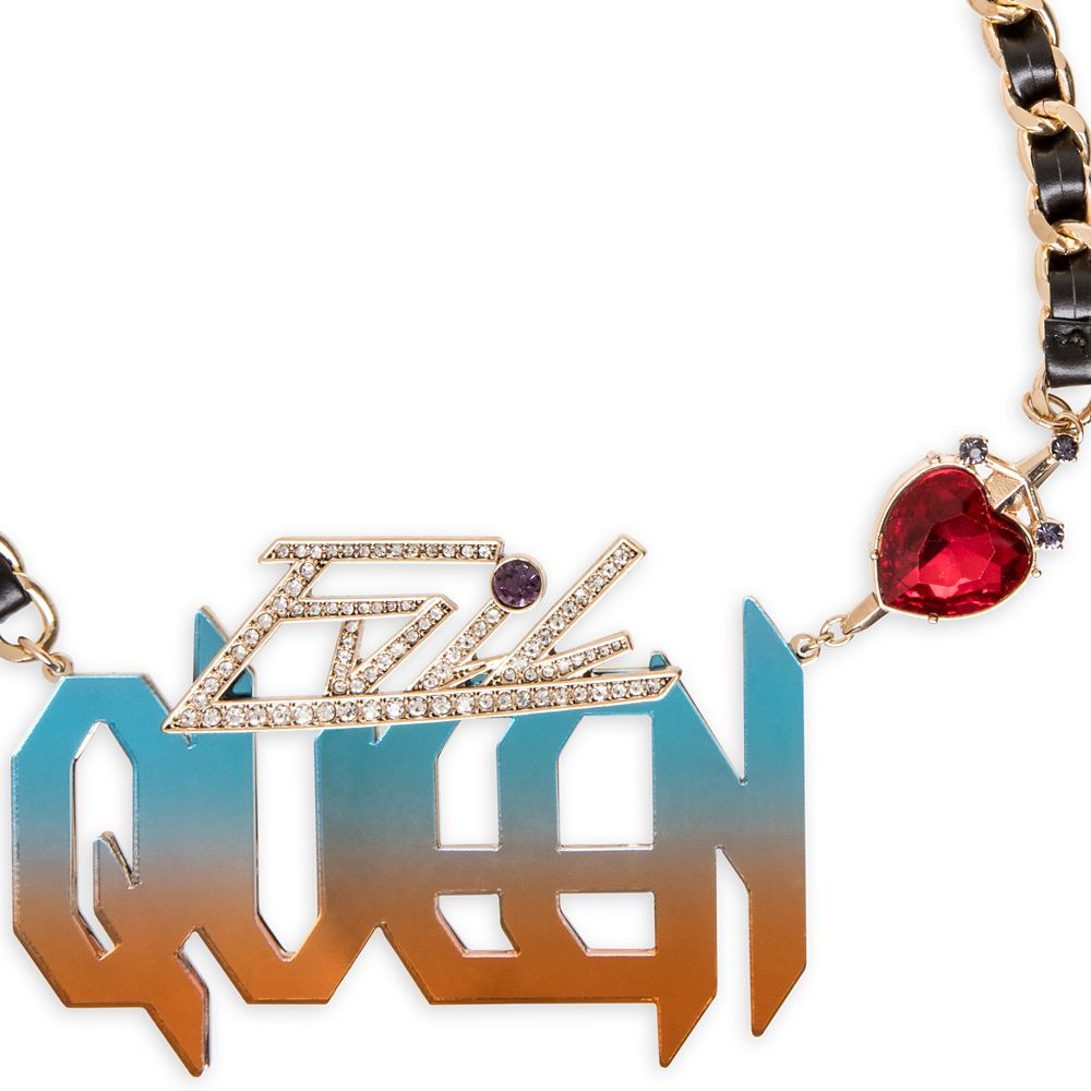 Evil Queen Statement Necklace by Betsey Johnson