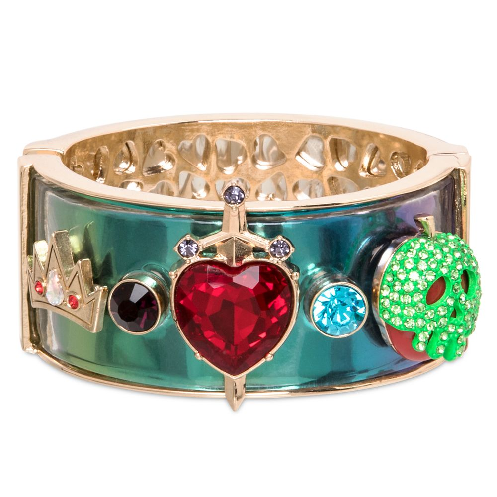 Evil Queen Cuff Bangle by Betsey Johnson